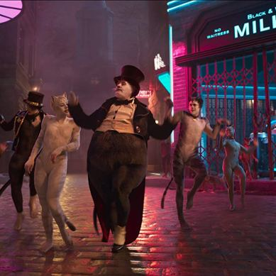 [Review] 'CATS' is purrfectly wild and wacky