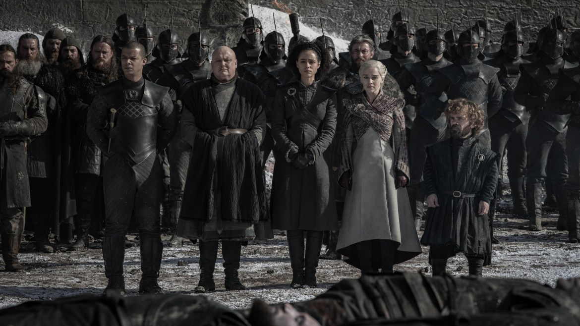 [4K UHD Review] 'GAME OF THRONES': Season 8′ a visually stunning but loused-up conclusion