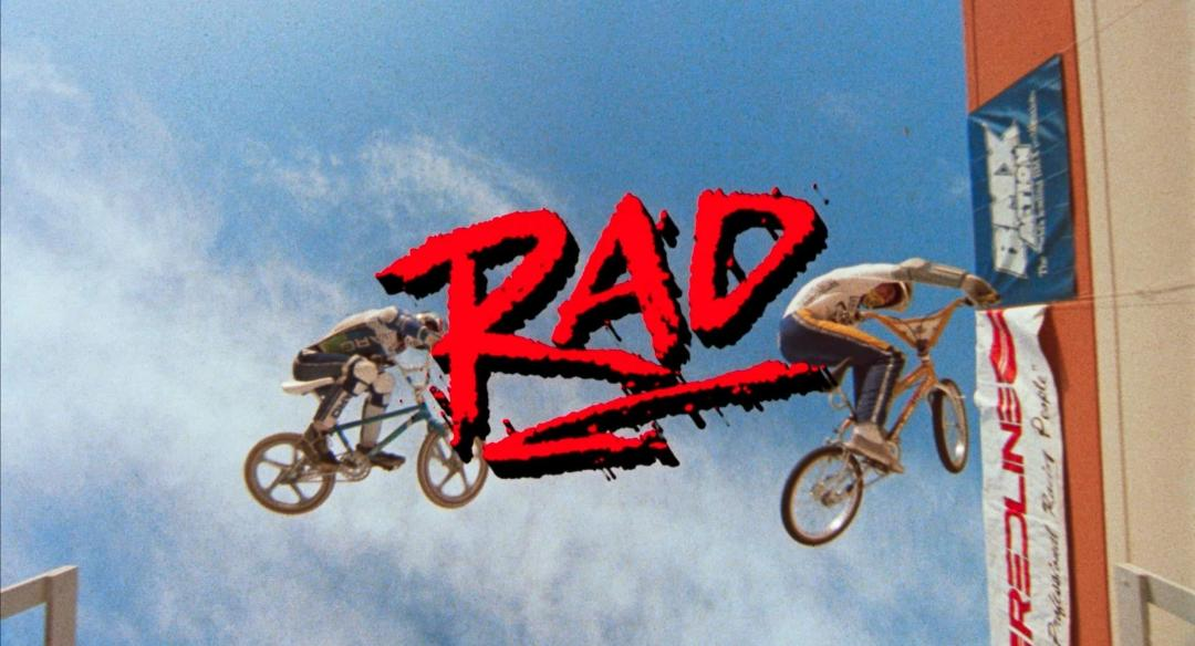 [Disc News] Vinegar Syndrome is sending us an angel with the 4K/Blu-ray release of the 1986 BMX film 'RAD'