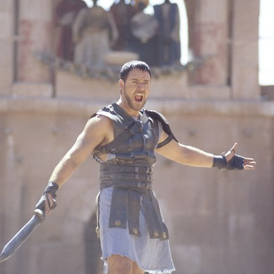 By the sword: 'GLADIATOR' producer reflects on 20th anniversary