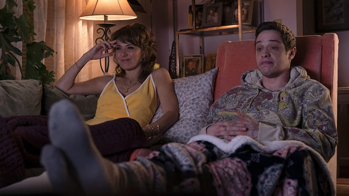 [Review] 'THE KING OF STATEN ISLAND' isn't all jokes