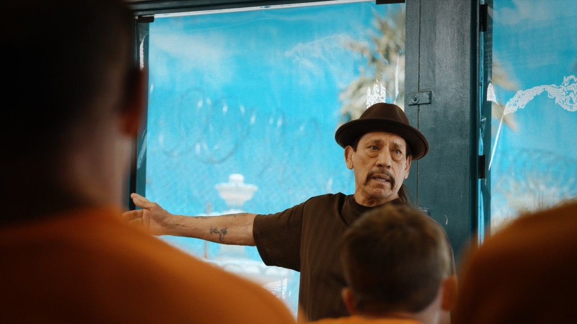 [Review] 'INMATE #1' recounts Danny Trejo's hard life, Hollywood introduction