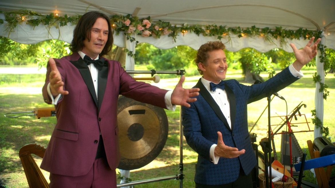 'BILL & TED FACE THE MUSIC' Review: A Less Than Excellent Adventure