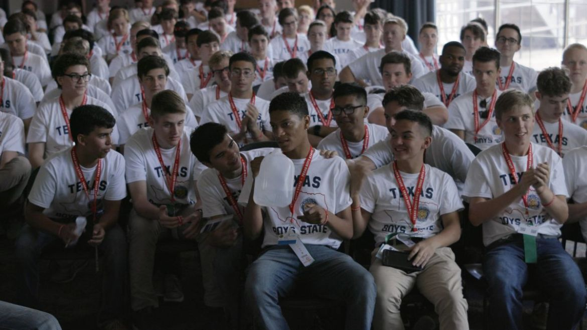 [Review] 'BOYS STATE' a political doc that illuminates a new generation of future leaders