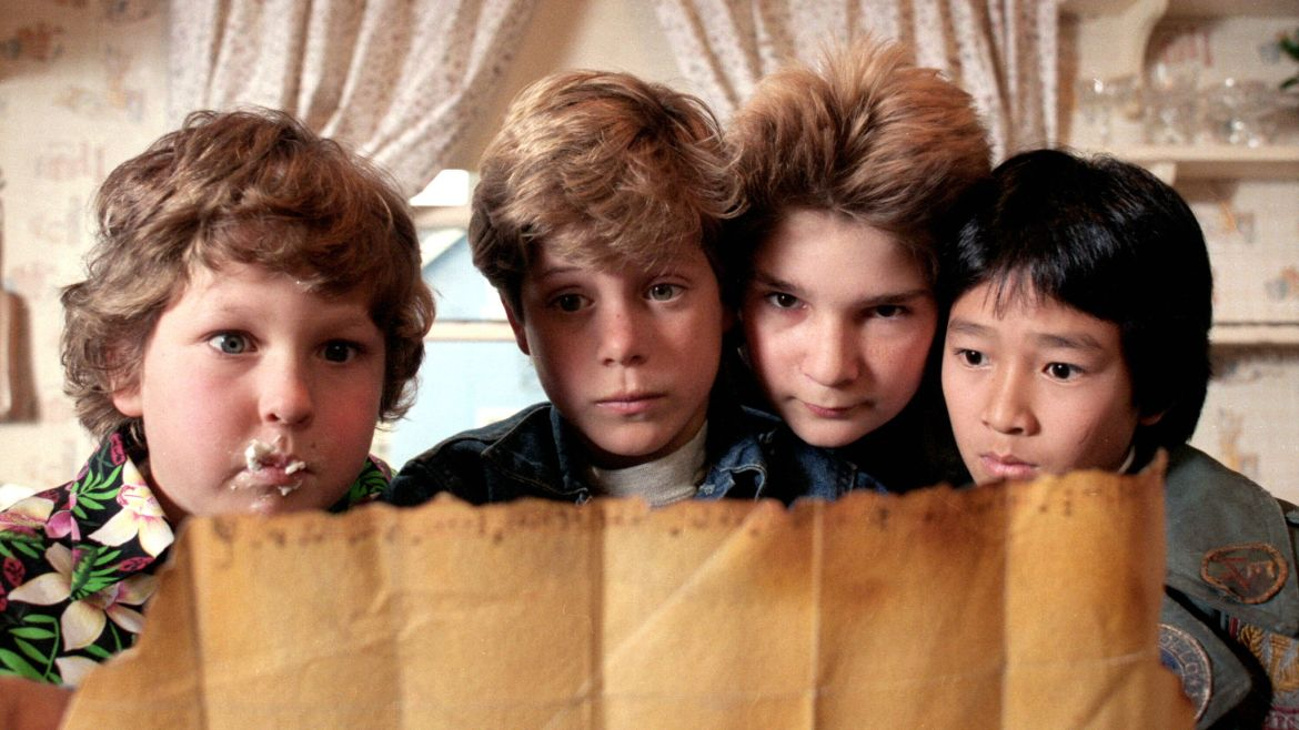 [Fresh on 4K] 'THE GOONIES' a new rendering that's more of a booby trap than a treasure