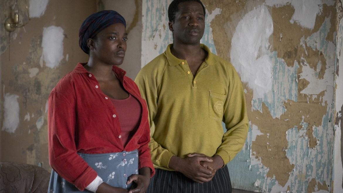 [Interview] Ṣọpẹ Dìrísù, Wunmi Mosaku and Remi Weekes talk terrors in 'HIS HOUSE'