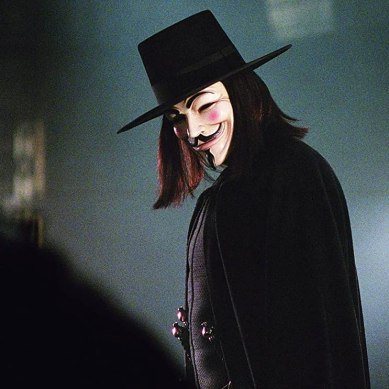 [Fresh on 4K] 'V FOR VENDETTA' will have you remembering more than the 5th of November