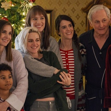 'HAPPIEST SEASON' review: Kristen Stewart and Mackenzie Davis Make the Yuletide Gay