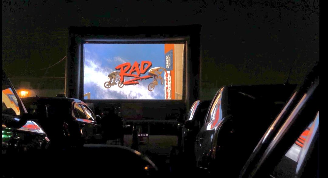 A 'RAD' time at the drive-in with the Texas Theatre and Cru