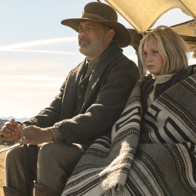 'NEWS OF THE WORLD' Review: Tom Hanks delivers a newsworthy performance in this world-class Western