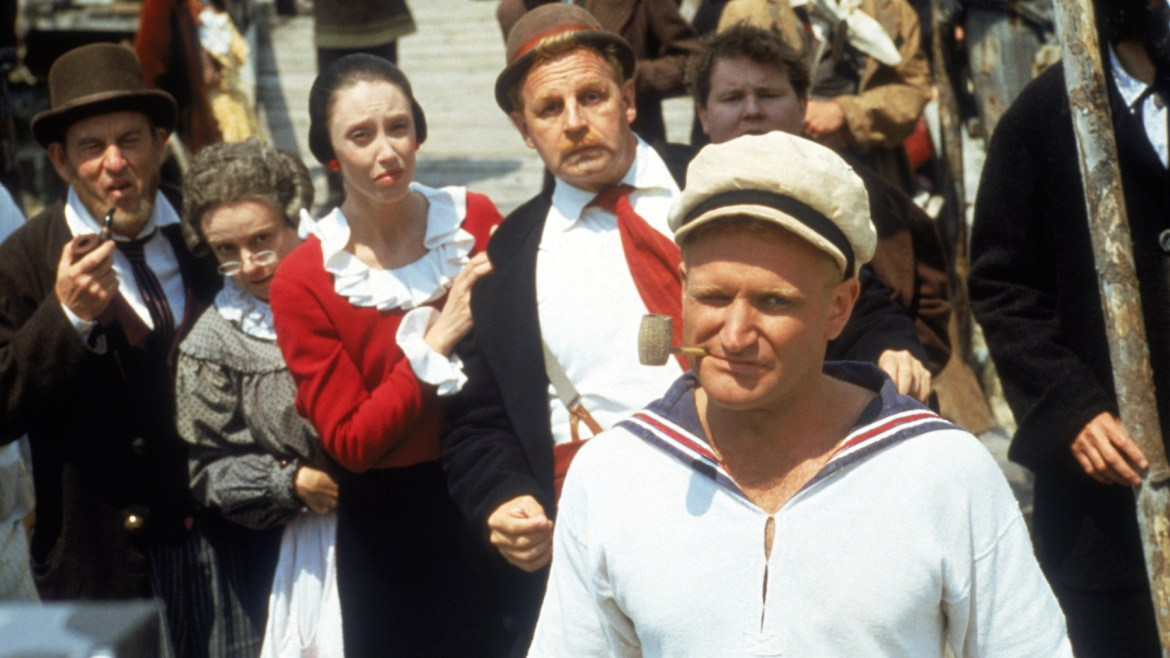 'POPEYE' actor Paul Dooley remembers playing Wimpy on the 40th anniversary