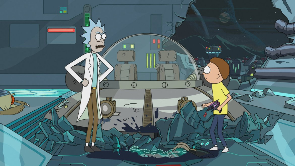 [Fresh on Blu-ray] 'RICK AND MORTY' seasons 1-4 are worthy of putting on an endless time loop
