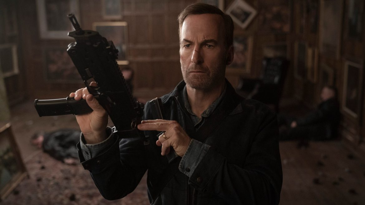Win a 4K disc of the Bob Odenkirk-starring action vehicle 'NOBODY'!