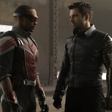 [Interview] THE FALCON AND THE WINTER SOLDIER's Sebastian Stan & Anthony Mackie Delve Deeper Into Stunts & Character