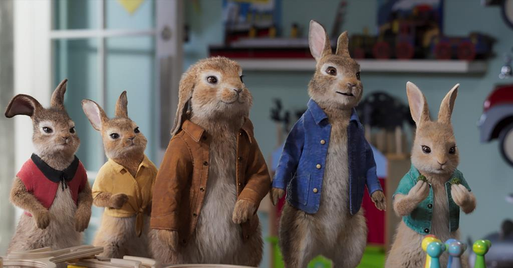 [Fresh on Digital] 'JUNGLE CRUISE' splashes onto digital while PETER RABBIT 2: THE RUNAWAY is a cute and cuddly sequel