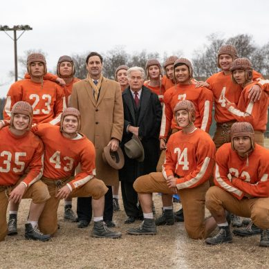 Talk About the Passion: Martin Sheen, Luke Wilson spike Texas Football Movie '12 MIGHTY ORPHANS' with Lone Star Grit