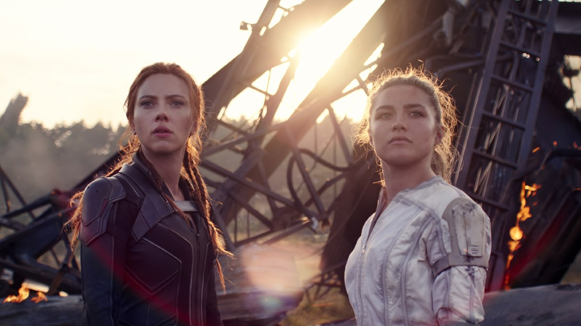 'BLACK WIDOW' Review: Scarlett Johansson and Florence Pugh Stand Out in a Marvelous Stand-Alone Story
