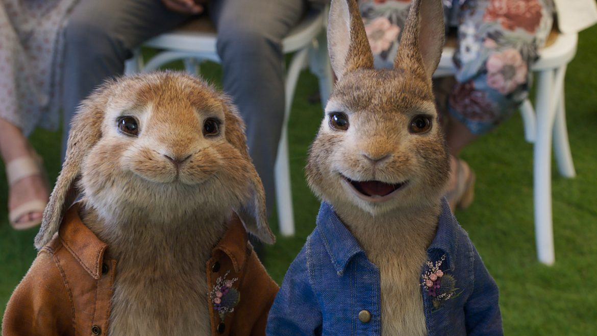 ['PETER RABBIT 2' Review] Gigglesome Sequel Hops a Little Too Far Off the Ground