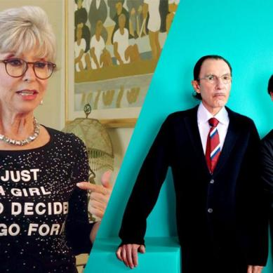 [Doc Watch] 'RITA MORENO: JUST A GIRL WHO DECIDED TO GO FOR IT' and 'THE SPARKS BROTHERS'