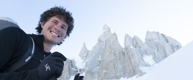 Picture the 'FREE SOLO' documentary with ice and a climber that prefers to remain elusive.