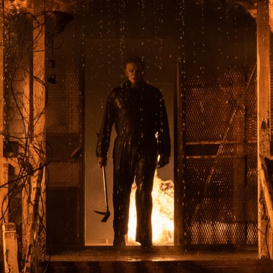 [Interview] The Cast & Crew of 'HALLOWEEN KILLS' Slay All Day
