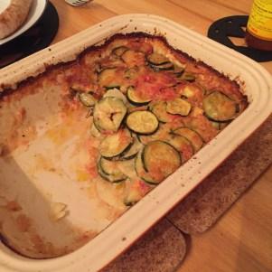 potato tomato zucchini casserole olive oil 4