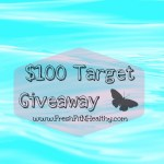 $100 Target Giveaway!