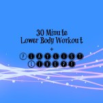 30 Minute Lower Body Workout + PlayList Live?!