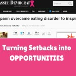 Sarah Spann Overcomes an Eating Disorder to Inspire Others