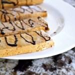 No Bake Vegan Gingerbread Protein Bars