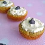 PB & Honey Yogurt Muffins (GF)