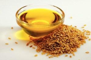 Organic Flax Seed Oil