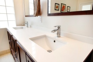 fresh floor kitchen and baths - south florida home redesign - bathroom redesign