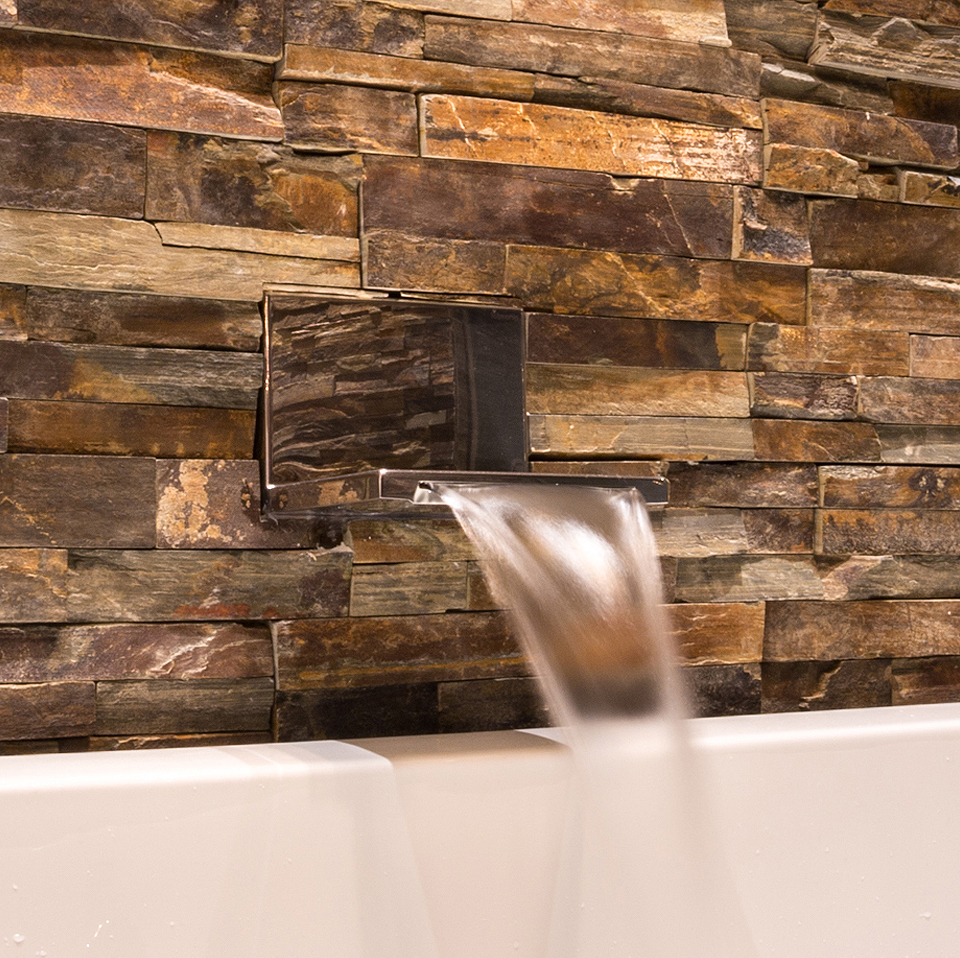 Modern Spa Bath