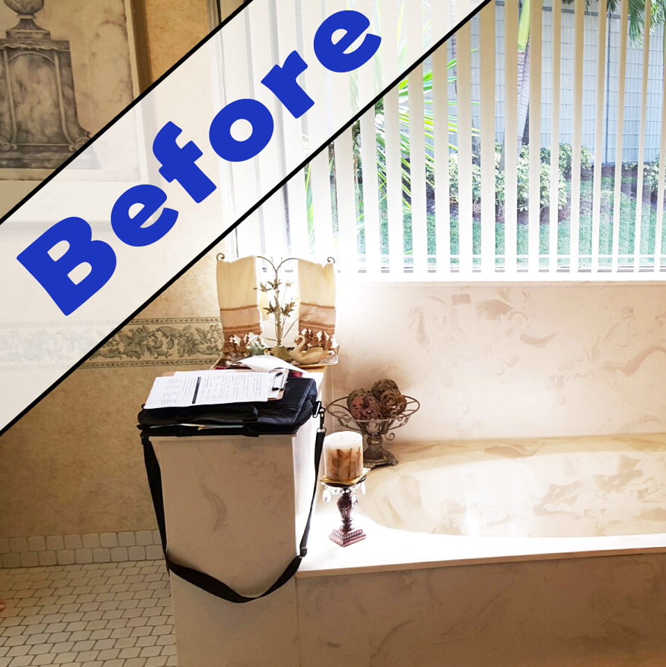 Romantic Master Bath