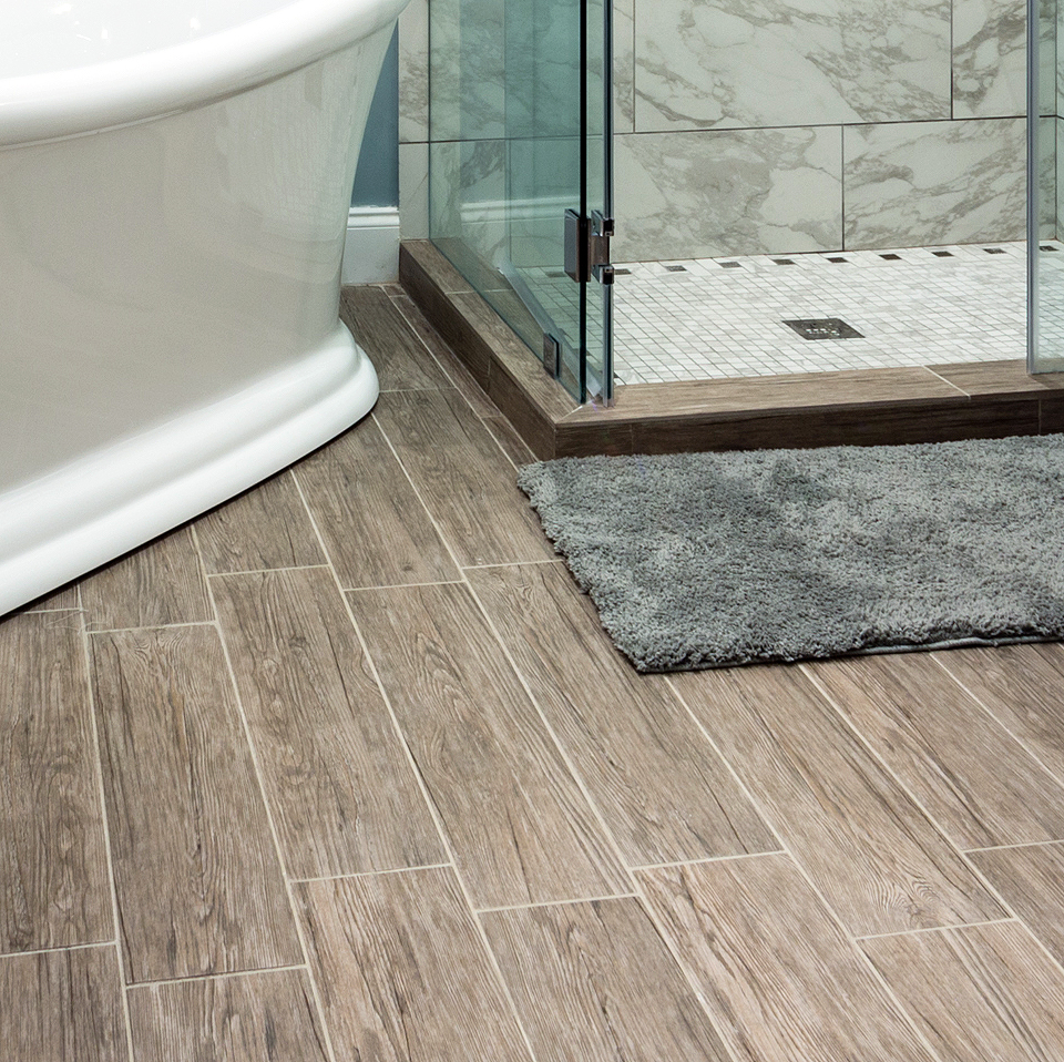 Tile and Porcelain Wood Planks