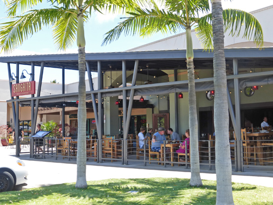 Sangrita Gill + Cantina in Kaanapali Fairway Shops