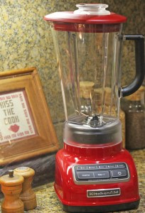Kitchen-Aid Diamond Blender