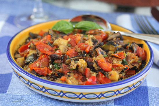 French Ratatouille recipe at FreshFoodinaFlash.com