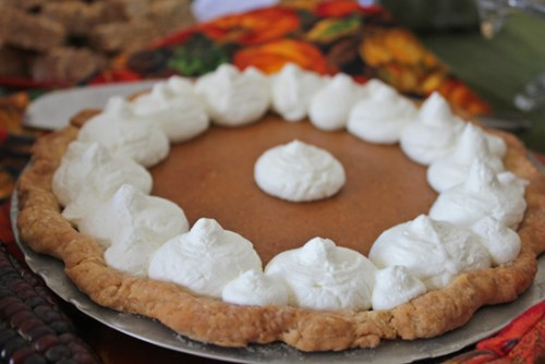 Pies and Tarts Cooking Class – November 10, 2016