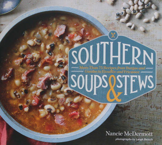 Southern Soups and Stews cookbook featured on FreshFoodinaFlash.com