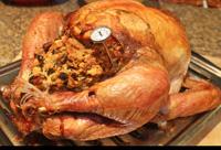 Thanksgiving Turkey #2610 11-12 2 200.