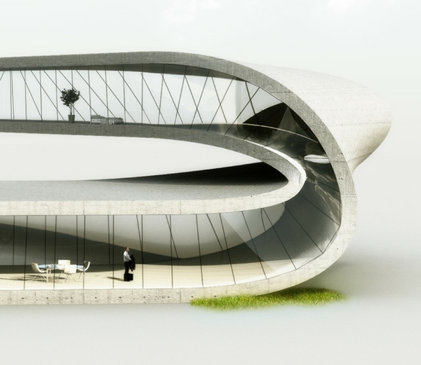 3D Druck für Architektur Visualisierung - unglaubliche Möglichkeiten