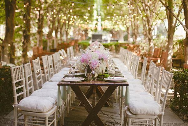 Filz Und Garten Gartenblog Tischdeko Zur Hochzeit