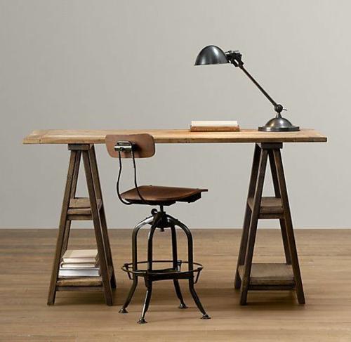 Schreibtisch Selber Bauen 60 Stilvolle DIY Ideen Fr Sie