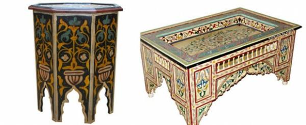 15 Orientalische Mbel Marokkanische Tische