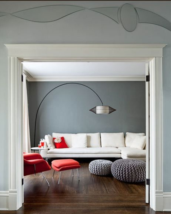 Gray Colors For Interior Walls. wandfarbe grautöne wohnzimmer ...