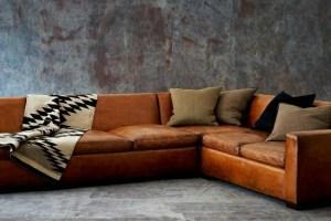 30 Ideen für Eckcouch aus Leder   Sofas mit und ohne ...