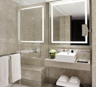 stunning moderne kleine badezimmer gallery - house design ideas