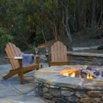 Gartenkamin Oder Offene Feuerstelle 30 Ideen Wie Sie Stilvolle Gemutlichkeit Im Garten Schaffen